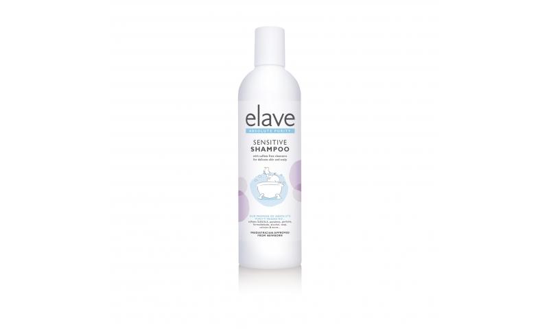 Elave Sensitive Baby Shampoo 400ml