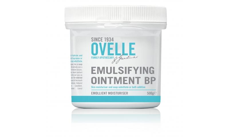 Ovelle Emulsifying Ointment BP 500g
